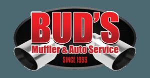Buds Mufflers logo